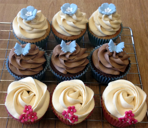 Adult Cupcake Decorating Class   Liverpool Say It With ...