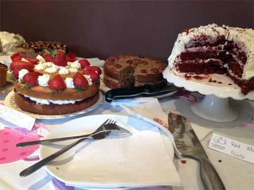 Clandestine Cake Club Liverpool