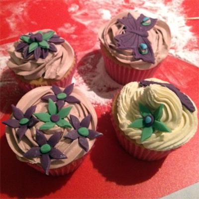 Cake Decorating Course Merseyside : Cupcake Decorating Course Liverpool Say It With Flours