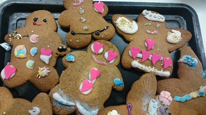 Maisie Gingerbread